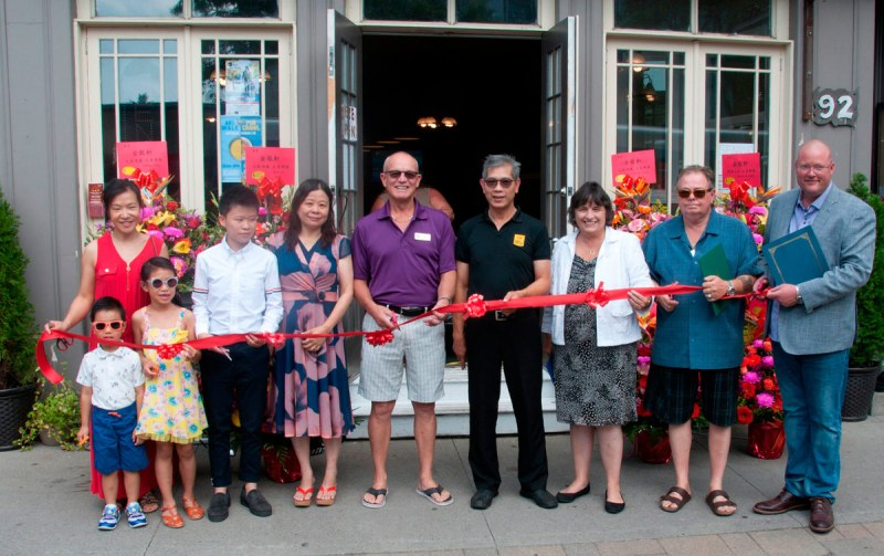 Grand Opening - Golden Dragon