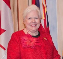 Lt. Governor Elizabeth Dowdeswell