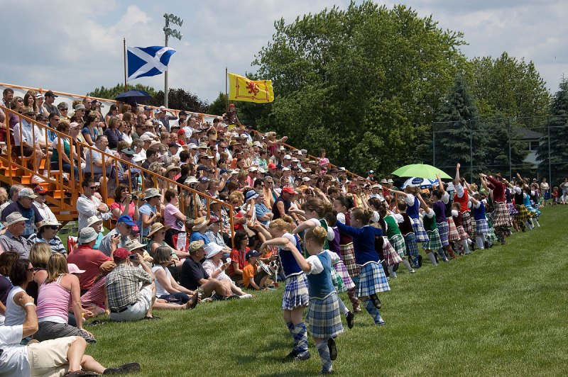 Highland Games 2009
