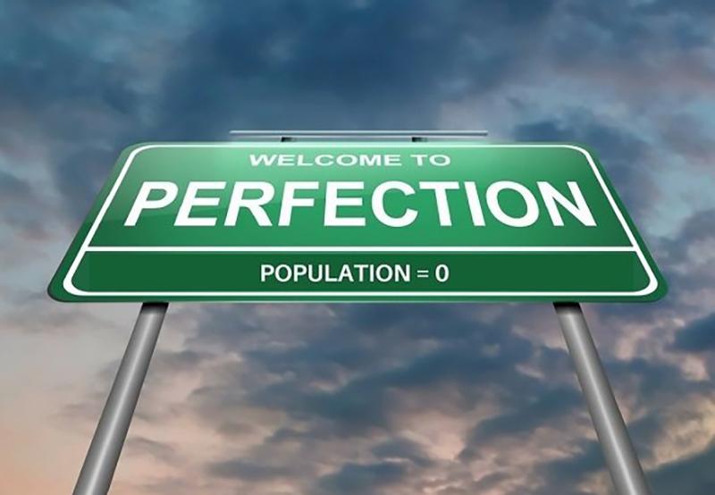 perfeection paralysis