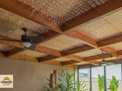pergolado madeira cobertura coberto forro teto esteira trelica bambu bamboo preco modelos campinas pergola caramanchão gourmet
