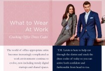 What to Wear to Work Dress Code