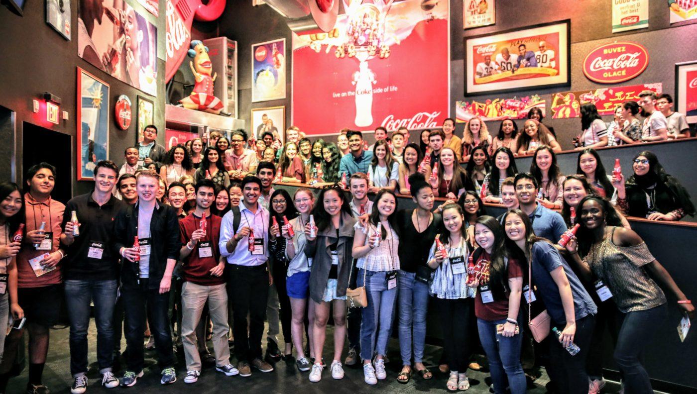 2018 CocaCola Scholar Semifinalists  CocaCola Scholars