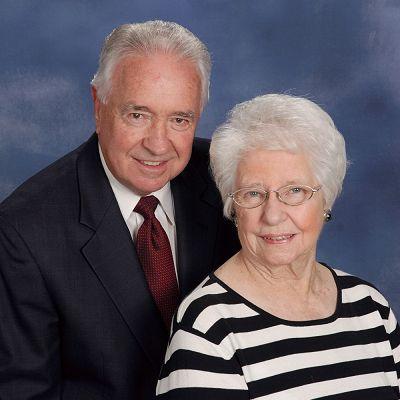 Walter and Billie Buchanan