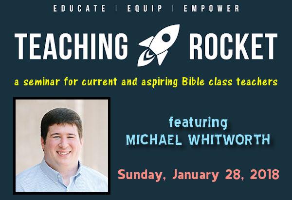 Teaching Rocket