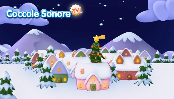 White Christmas  Canzoni di Natale  Coccole Sonore