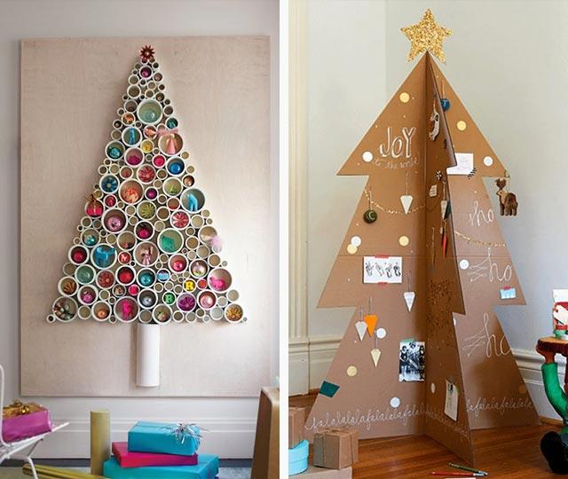 Idee Per Alberi Di Natale Per Mamme Con Bimbi Piccoli