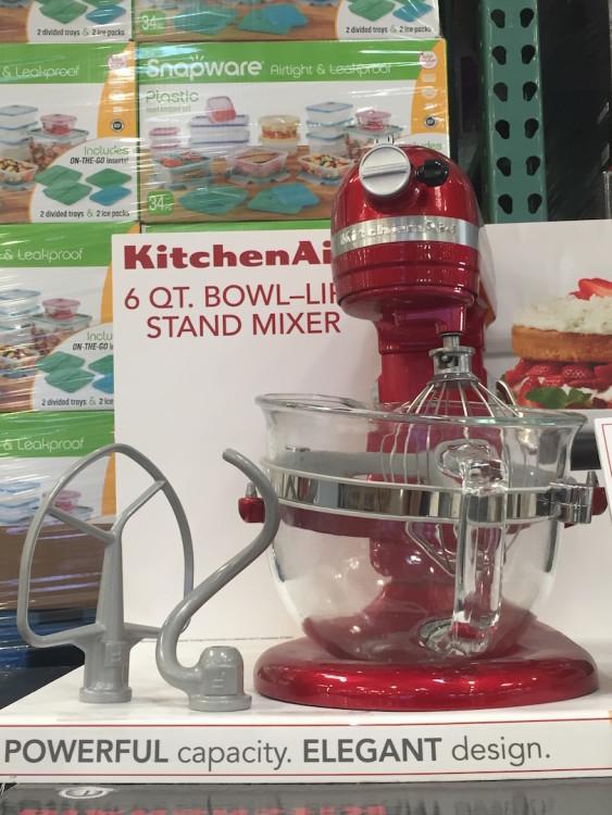 kitchen aid professional mixer virtual kitchenaid® 6 qt bowl-lift stand – costcochaser