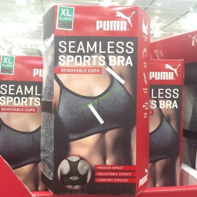 40ebc70f9d522 Puma Ladies Seamless Sports Bra – CostcoChaser