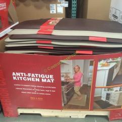 Costco Kitchen Mat Diamond Sink Novaform Home Anti Fatigue Costcochaser 763164 All