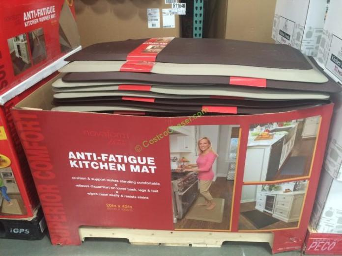 Novaform Home Anti-fatigue Kitchen Mat – CostcoChaser