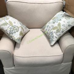Synergy Recliner Chair Oz Tent Fabric Swivel Glider – Costcochaser