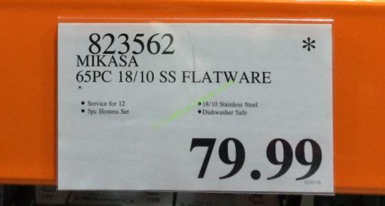 costco-823562-mikasa-65pc-18-10-ss-flatware-tag