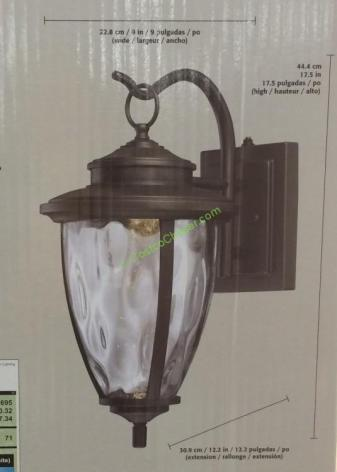 costco-917884-outdoor-led-lantern-with-oil-rubbed-bronze-finish-size