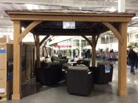 Costco Cedar Pergola | Outdoor Goods
