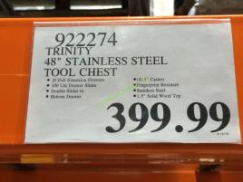 costco-922274-trinity-48-stainless-steel-tool-chest-tag
