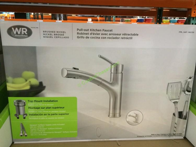 costco kitchen faucets in store