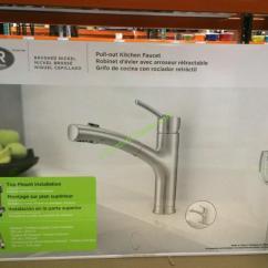 Hc Kitchen Faucet Dinette Set Water Ridge Euro Style Costcochaser