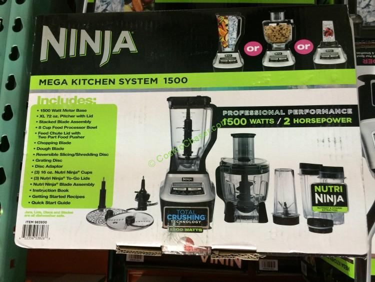 Ninja Mega Kitchen System