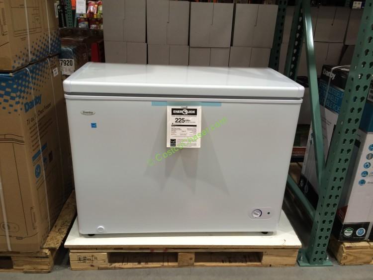 danby chest freezer 7