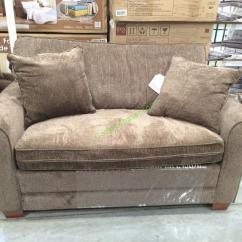 Sleeper Chair Twin Parson Chairs Walmart Synergy Home Costcochaser