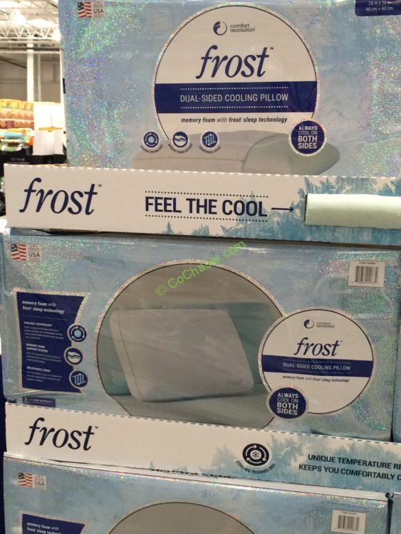 comfort revolution frost dual side