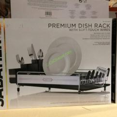 Kitchen Caddy Light Fixtures For Kitchens Sabatier Premium Dish Rack – Costcochaser