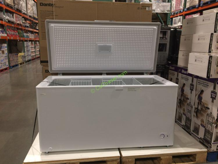 danby chest freezer 14