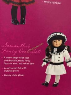 Costco-1053341-American-Girl-Samantha-Parkington-18Inch-Doll-Set-part2
