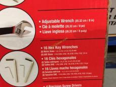Costco-962752-Bonaire-125PC-Homeowners-Tool-Kit-part1