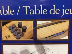 Well Universal Vintage Shuffleboard Table Costcochaser