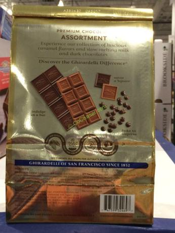 Ghirardelli Chocolate Assortment Squares 22 8 Ounce Bag