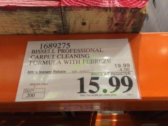 Costco-1689275-Bissell-Professional-Carpet-Cleaning-Formula-tag