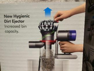 dyson v8 animal cordless stick vacuum costcochaser. Black Bedroom Furniture Sets. Home Design Ideas