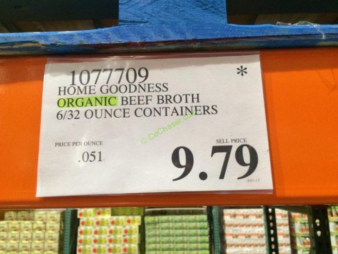 Costco-1077709-Home-Goodness-Organic-Beef-Broth-tag