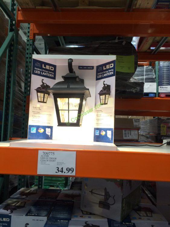 altair outdoor saving led lantern