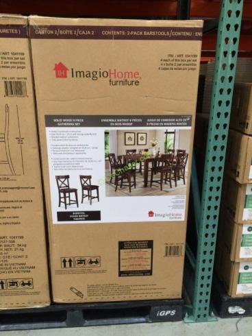 Costco-1041199-IMAGIO-Home-Furniture-9PC-Counter-Height Dinning-Set-box