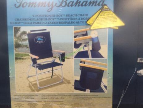 Tommy Bahama Hi Boy Beach Chair Costcochaser