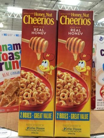 Costco-734786-General-Mills-Honey-Nut-Cheerios-box
