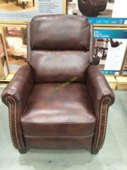 Synergy Home Leather Recliner Costcochaser