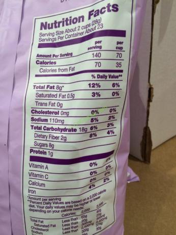 Costco-979885-Angie's-Kettlecorn-Sweet –Salty-Popcorn-chart