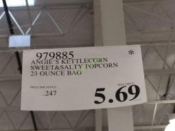 Costco-979885-Angie's-Kettlecorn-Sweet –Salty-Popcorn-tag