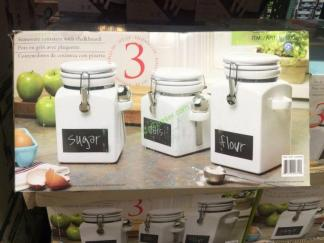 Costco-1050008-3PK-Ceramic-Canister-Set with-Scoops-box