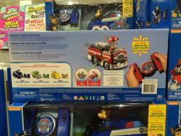 Costco-1140423-Paw-Patrol- RC-Vehicles-Chase -Marshall-box