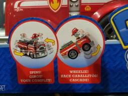 Costco-1140423-Paw-Patrol- RC-Vehicles-Chase -Marshall-part