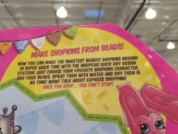 Beados Shopkins Mega Bead Design Station Costcochaser