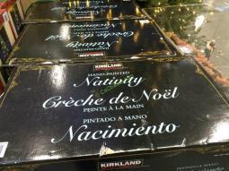Costco-1456711-Kirkland-Signature-Nativity-13 Piece-Set-name