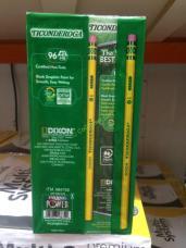 Costco-684756-Dixon-Ticonderoga-No.2-Pencil-back