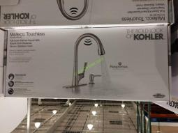 Kohler Malleco Touchless Pull Down Kitchen Faucet Costcochaser