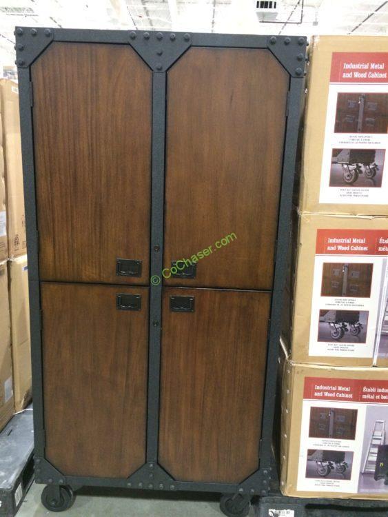 Costco Storage Cabinet With Baskets Cabinet Designs